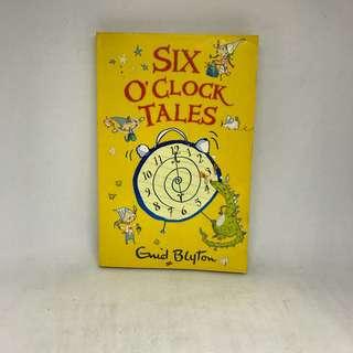 Enid Blyton Six O'Clock Tales