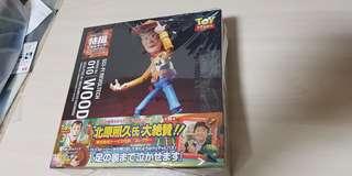 Brand New Revoltech Woody No. 10