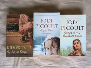 13 Jodi Picoult books for sale