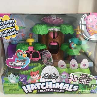 Hatchimals Nursery Playset collegtibles