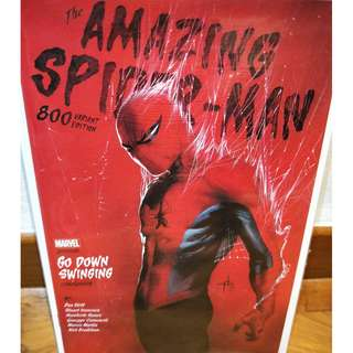 Amazing Spider-man #800 Gabriele Dell'Otto 1:25 Variant. NM