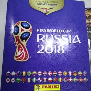 New 2018 FIFA WORLD CUP RUSSIA 2018