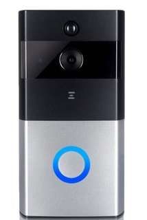 motion detector 2way intercom doorviewer doorbell