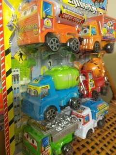 🚚 兒童 玩具 迴力車