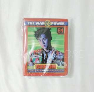 Sehun Postcard Holder