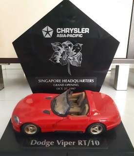 Chrysler 1997 Singapore HQ