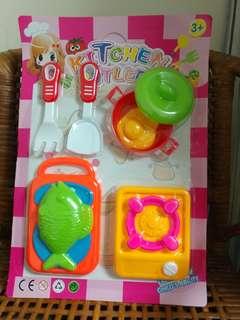 🚚 家家酒 廚房 玩具
