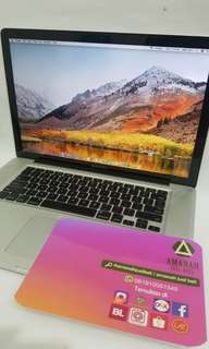 macbook pro 15 early 2011 core i7 ram 16gb