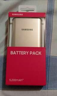 Battery Pack 5200mAh