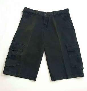 RAMADAN SALE... (NNKP-1714) NEVILLA 7/8 Pants , Dark Brown ( ORI ) ( NEW W/ TAG) >> Like New