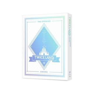 TWICE TWICELAND THE OPENING ENCORE BLU-RAY