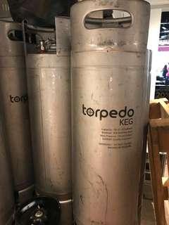 Beer Kegs and Kegerators