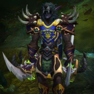 World of Warcraft Account (3 x Lvl 110)