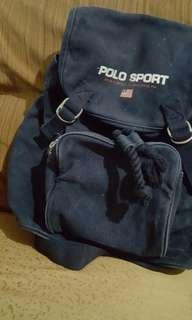Original RL polo sport back pack