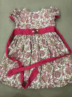 [Flower Girl] 100% Cotton Dress