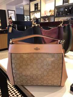 Coach Small Lexy Shoulder Style: F29548