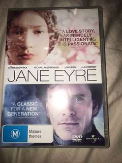 Jane Eyre DVD