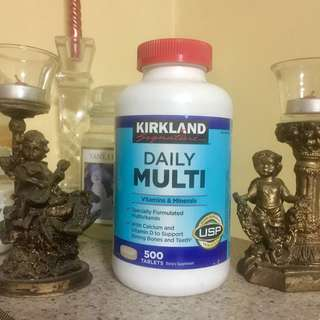 Kirkland Signature™ Daily Multi Vitamins & Minerals