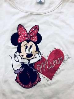Cute Minnie top