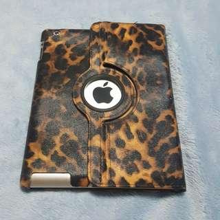 Leopard print Ipad 3rd/ 4th generation Case