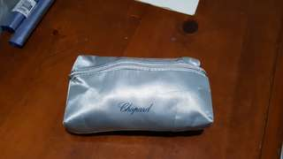 Chopard Toiletries Pouch by Turkish Airlines