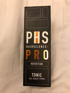 PHS Hairscience PRO nutrition tonic