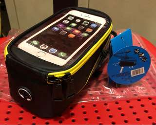 Bicycle Smartphone and Accessories / Valuables Pouch