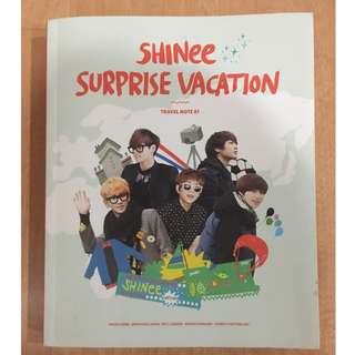 [OFFICIAL] SHINEE SUPRISE VACATION PHOTOBOOK
