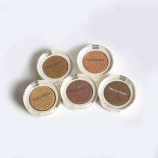 AUTHENTIC The Face Shop Single Shadow (Glitter)