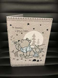 Disney Puzzle notebook Mickey Mouse / Winnie the Pooh