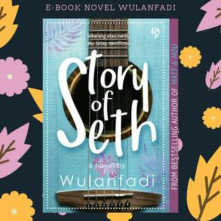 EBOOK PDF NOVEL STORY OF SETH