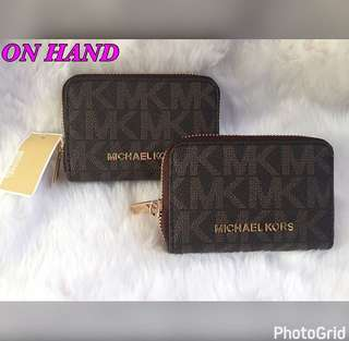 Michael Kors wallet authentic