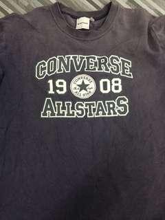 Boy Round neck Tshirt Converse