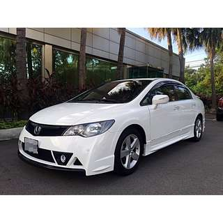 2011 HONDA CIVIC 1.8 RR包