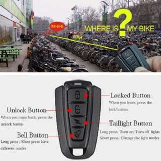 Rockbros A6 4-in-1 Smart Light
