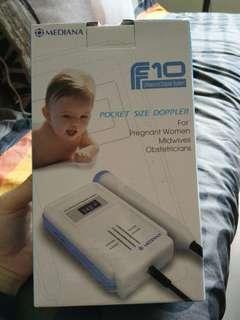 Baby heart beat detector