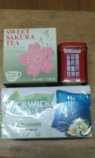 Tea 茶三盒