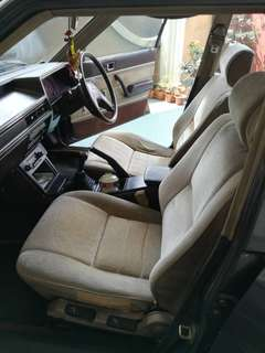 80an Mitsubishi Galant 2000cc good condition well maintained sedan