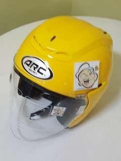 1006*** ARC RITZ Helmet For Sale 😁😁Thanks To All My Buyer Support 🐇🐇 Yamaha, Honda, Suzuki