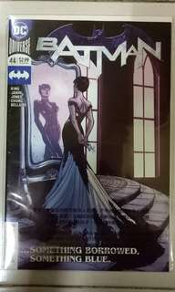 DC COMICS BATMAN #44 (CATWOMAN COVER)