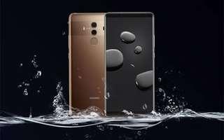 Huawei Mate 10 Pro Smartphone Brown 6/128GB Bisa Kredit Tanpa Cc