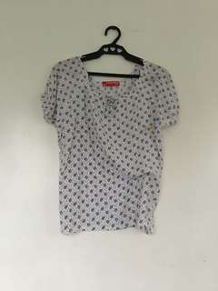 Mossimo Floral Shirt