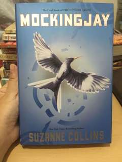 Mocking Jay by Suzanne Collins - Hardbound Cover