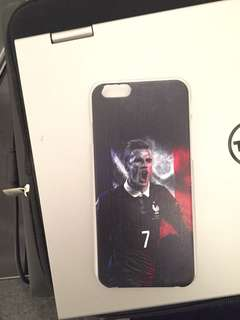 iPhone 6 case Antoine Griezmann