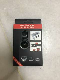 Universal Clip Lens for Smartphone