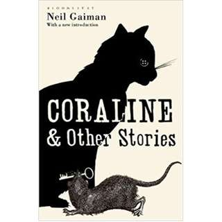 Coraline and Other Stories: by Gaiman, Neil (Paperback)
