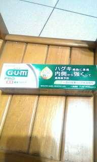 🚚 日本預防牙週病牙膏