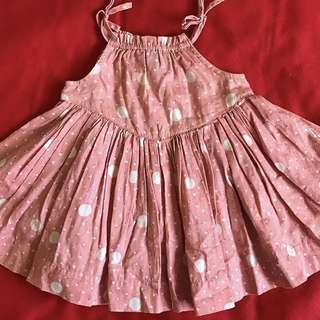 Baby Gap Pink Dress