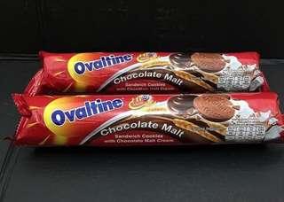 Ovomaltine Chocolate Malt Cookies