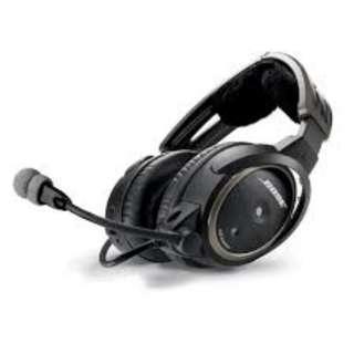 Bose A20 Aviation Bluetooth Pilot Headset